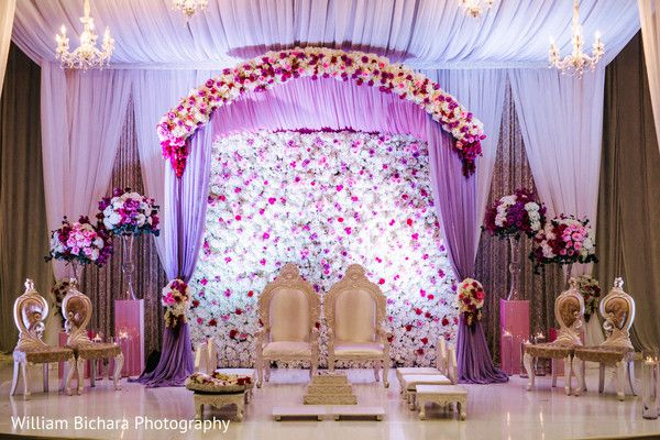 Dallas Tx Indian Wedding By William Bichara Photography Decor