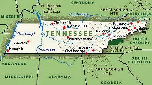 Tennessee State Parks Pinterest Park