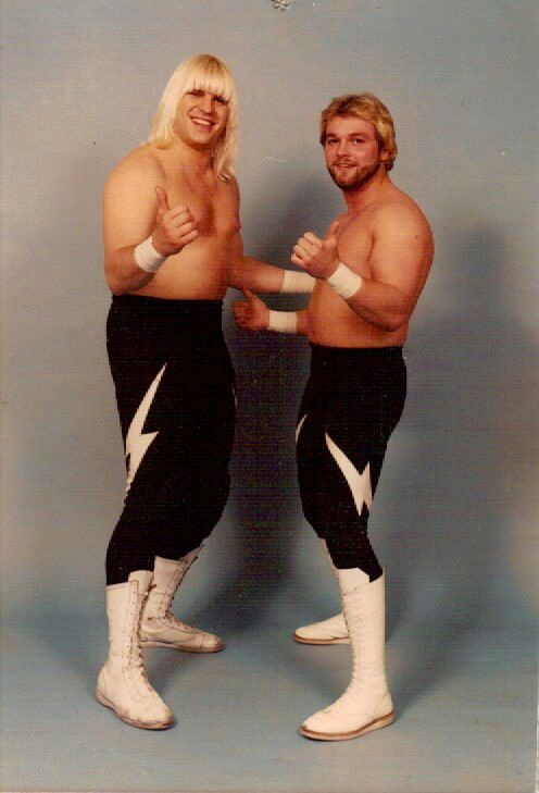 Wildfire Tommy Rich And Hot Stuff Eddie Gilbert Sj Old School