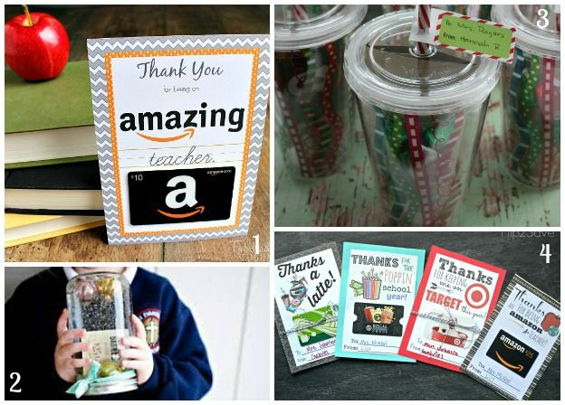Teacher Gifts - Ideas For Gifts That Teachers Will Love