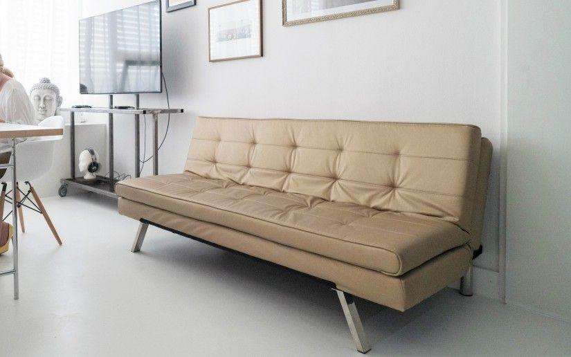 Vinci Sofa Bed Gold Sofa Bed Minimalist Sofa Sofa