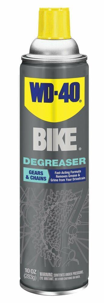 Sponsored Ebay Wd 40 390241 Bike Chain Cleaner And Degreaser 10