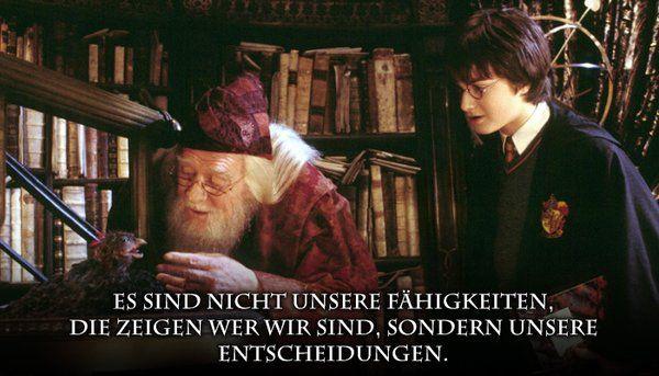 Die besten Zitate aus Harry Potter: Die bekanntesten Sprüche