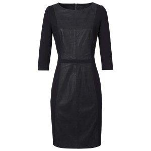 6c788701862f58 Mart Visser leren jurk Quebec