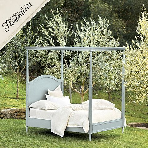 Siena Four Poster Bed Four poster beds Pinterest Bed, Four