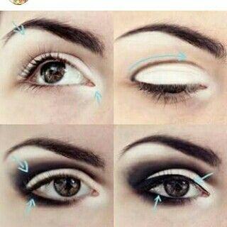 Smokey Eye For Deep Set Eyes Smokey Eye Makeup