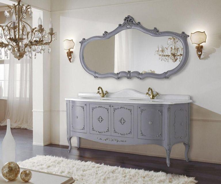 Mobili Bagno Di Castello.Dettaglio Del Prodotto Bathrooms Bathroom Doors E Custom Windows