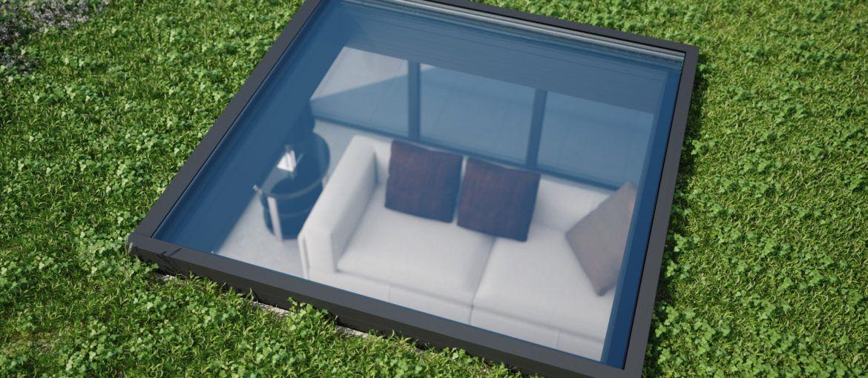 Véranda moderne aluminium à toit plat | Isolante et sur-mesure en 2020 | Toit plat, Veranda ...