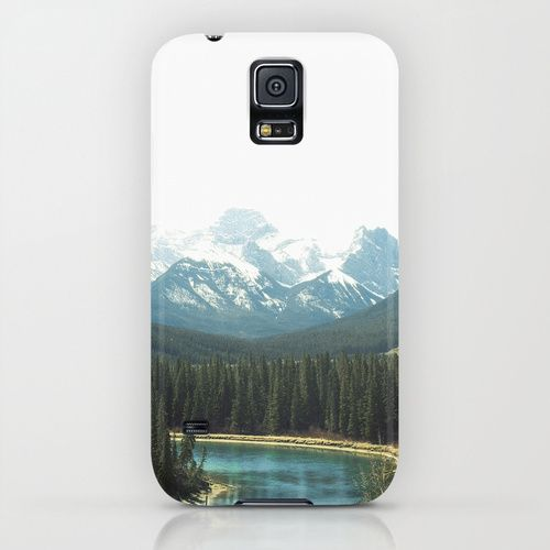 Rocky Mountains phone case