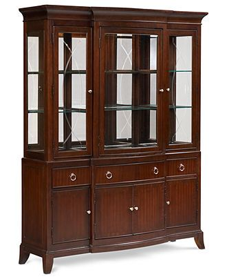 Lux Dining Room Complete China Cabinet