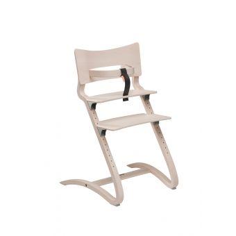 Chaise Haute Evolutive Leander Ceruse Blanc Chaise Haute