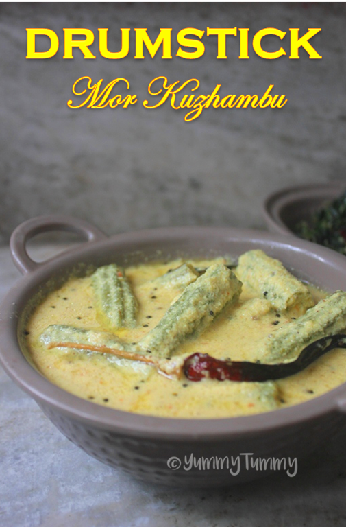 Drumstick Mor Kuzhambu Recipe How To Make Murungakkai Mor Kuzhambu Recipe Drumstick Recipes Indian Food Recipes Vegetarian Curry Recipes