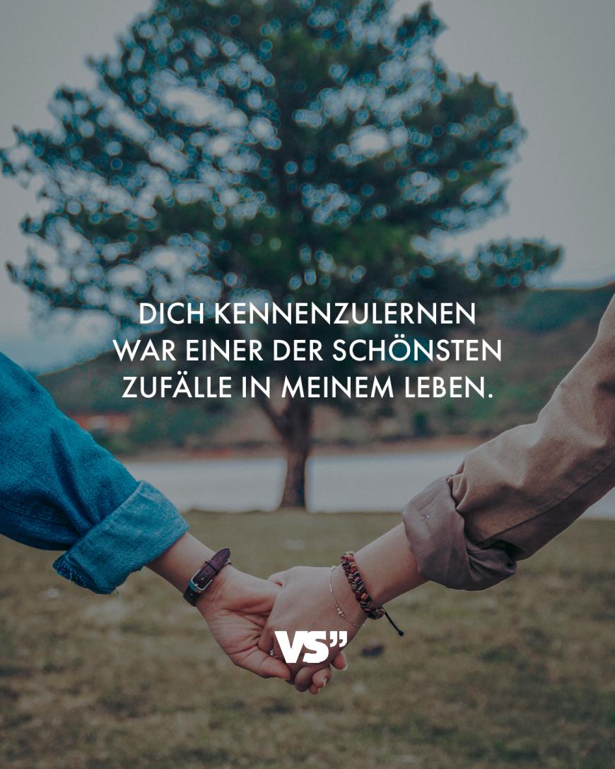 Freundschaft kennenlernen spruch