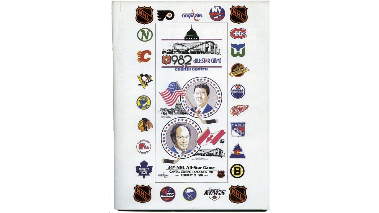 All-time NHL All-Star Game programs