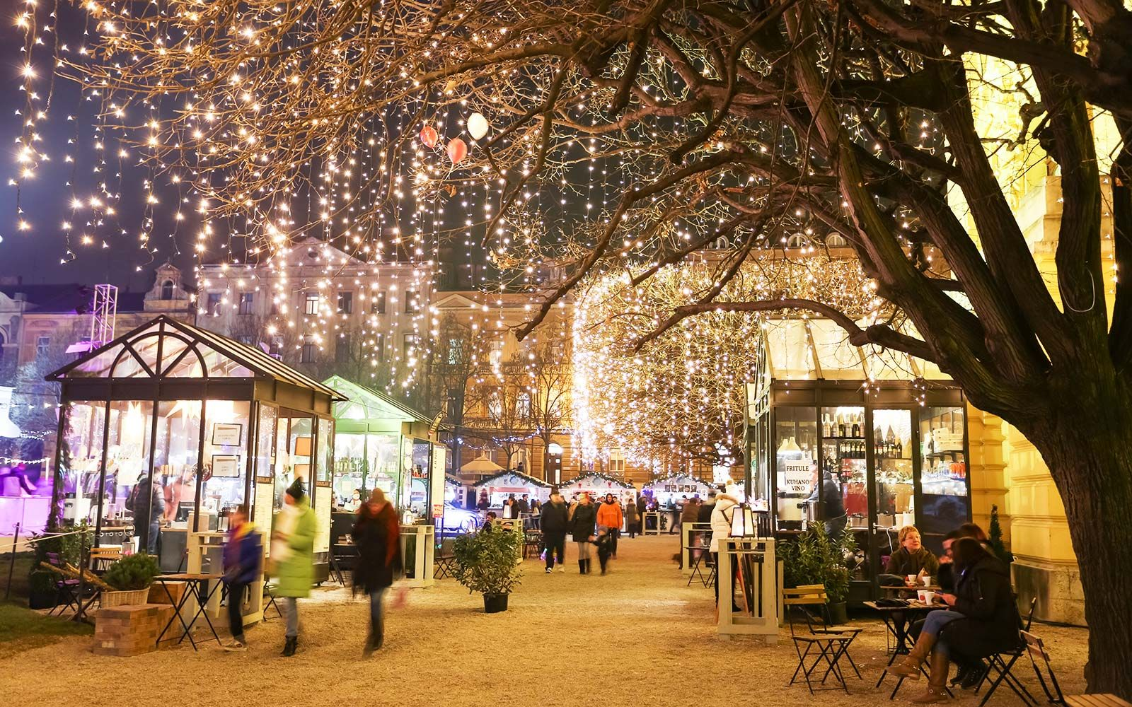 This Magical Christmas Market Was Voted Europe S Best For The Third Straight Year The Market Christmas Markets Europe Christmas Market Best Christmas Markets