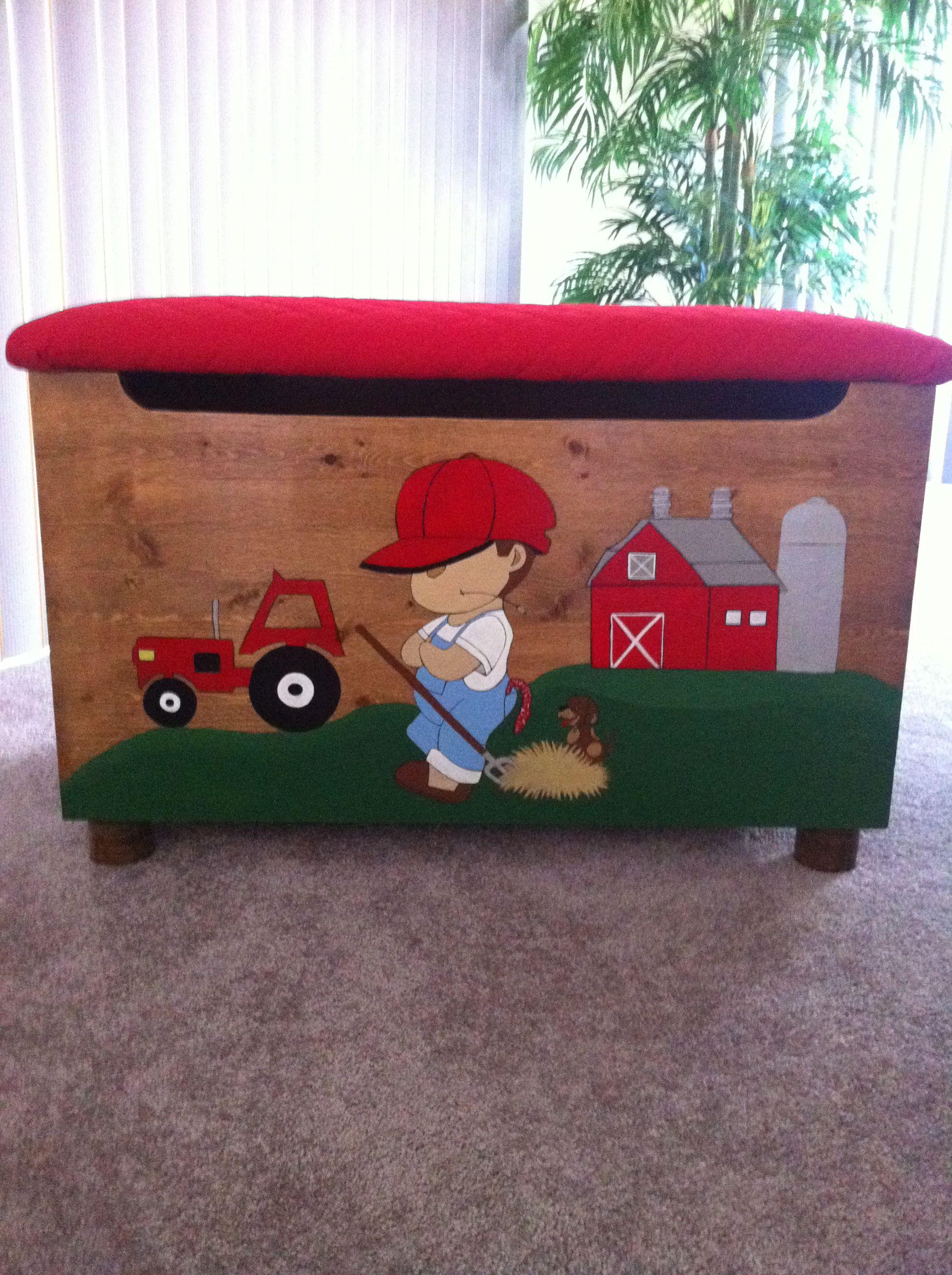 Farm boy toy boxi want this love it mobili