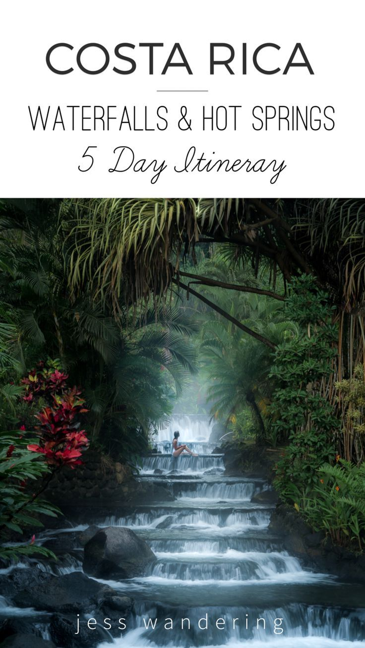 Uncovering the best waterfalls in Costa Rica!  — Jess Wandering