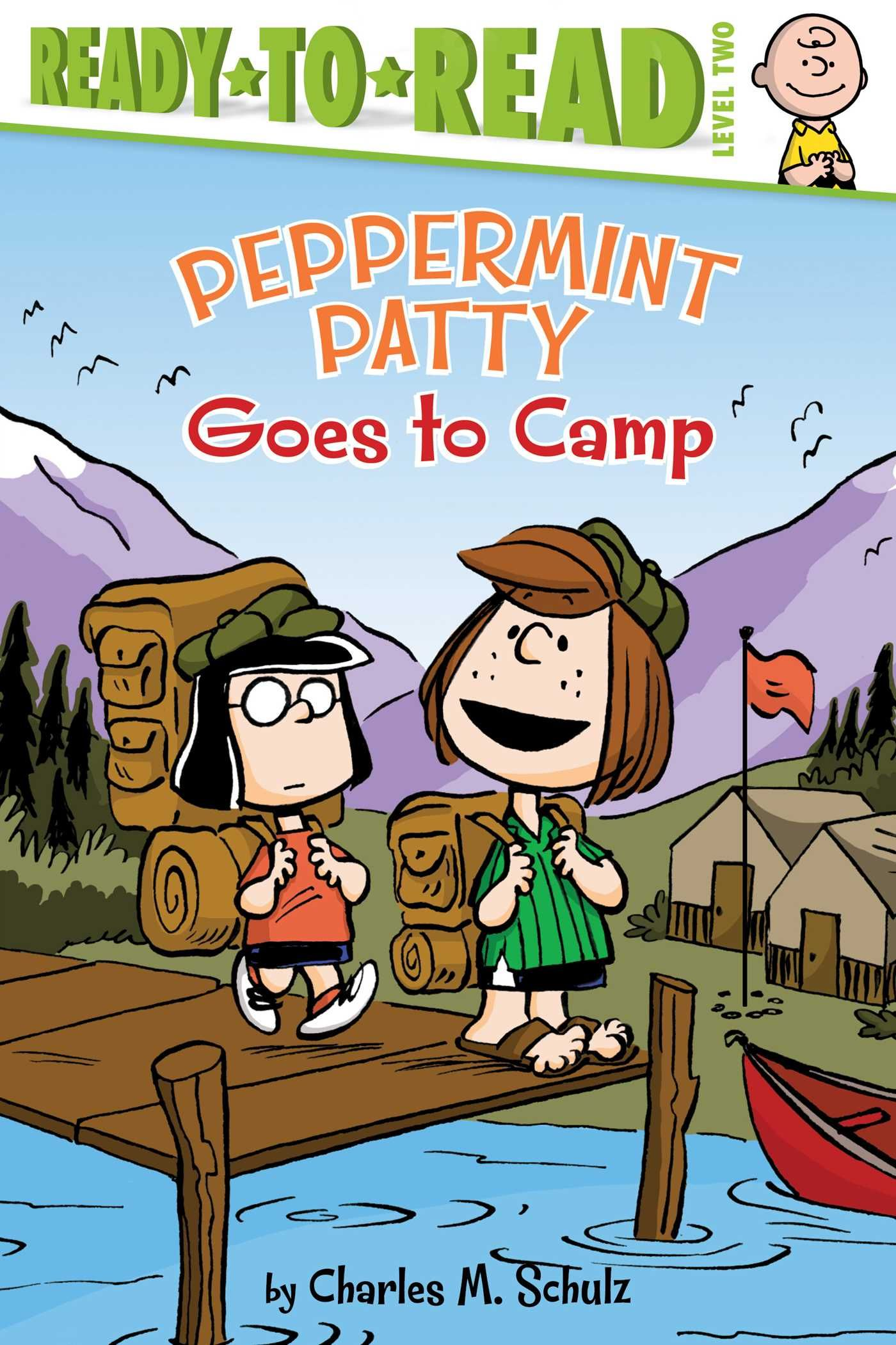 peppermint patty goes to camp charles m schulz books