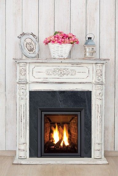 Q1 Small Gas Fireplace | Small gas fireplace, Contemporary gas fireplace, Gas fireplace