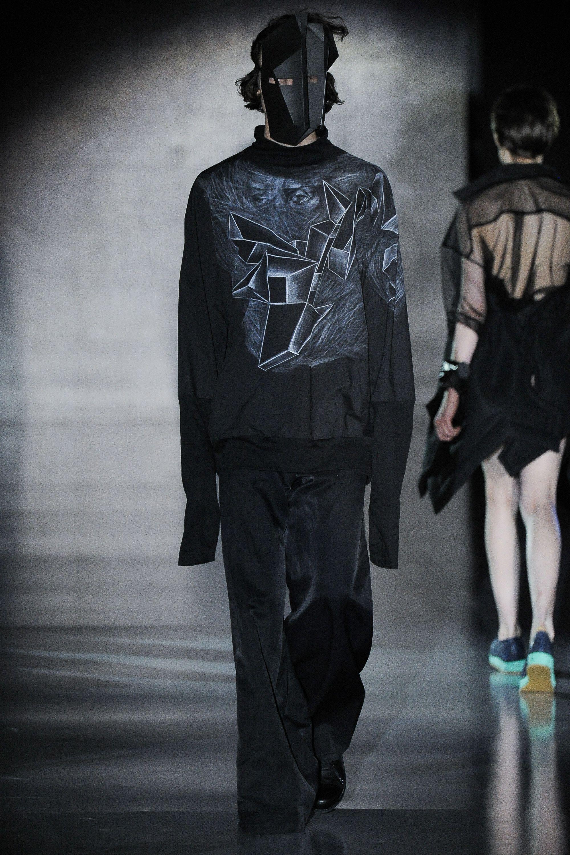 Pirosmani Russia Spring 2016 Fashion Show