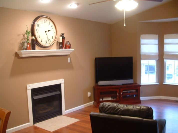 Colors For My Living Room Lazy Boy Color With Dark Furniture Choice Brown Hardwood Floors
