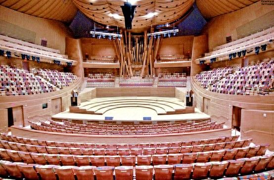 Inside Walt Disney Concert Hall Walt Disney Concert Hall Concert Hall Concert