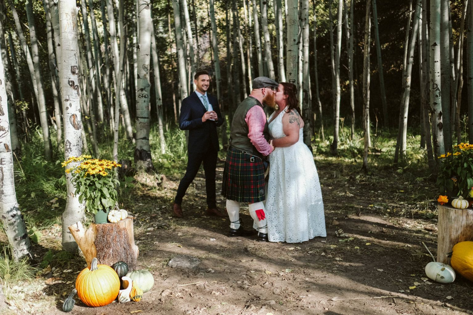 Golden Gate Canyon State Park Wedding in 2020 | Colorado ...