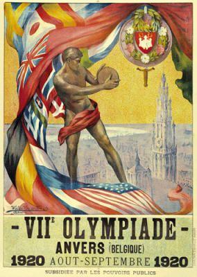 Antwerp 1920 Olympics