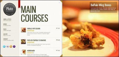 Pin by stefanieperrotte on Restaurant Pics Pinterest Restaurants - a la carte menu template