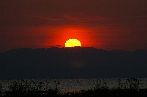 Sunrise at Lake Rukwa,Southwestern Tanzania | My home  Tanzania