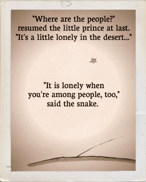 The Little Prince Little Prince Quotes Words The Little Prince