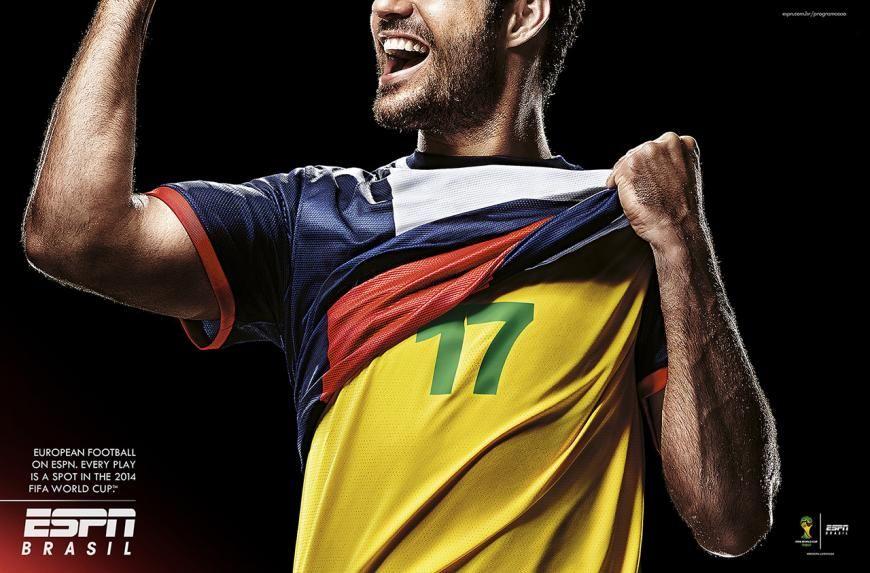 Espn European Football 4 Http Adsoftheworld Com Media Print Espn European Football 4 With Images European Football Espn Sports Design