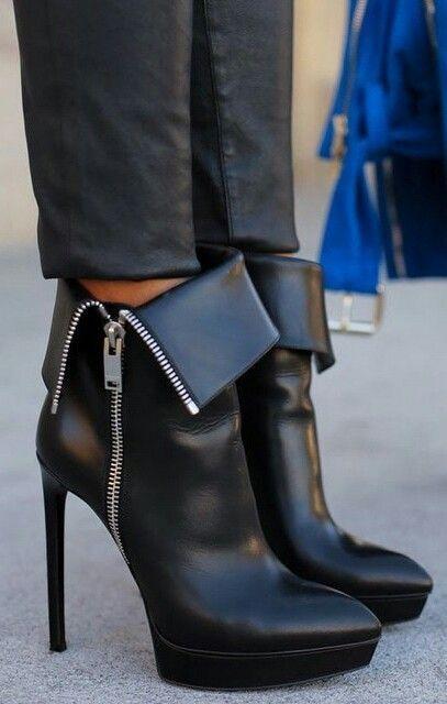 36417fe8fa3 Yves Saint Laurent Boots #heels | ♛♛♛Women's Shoes / High Heels♛♛♛