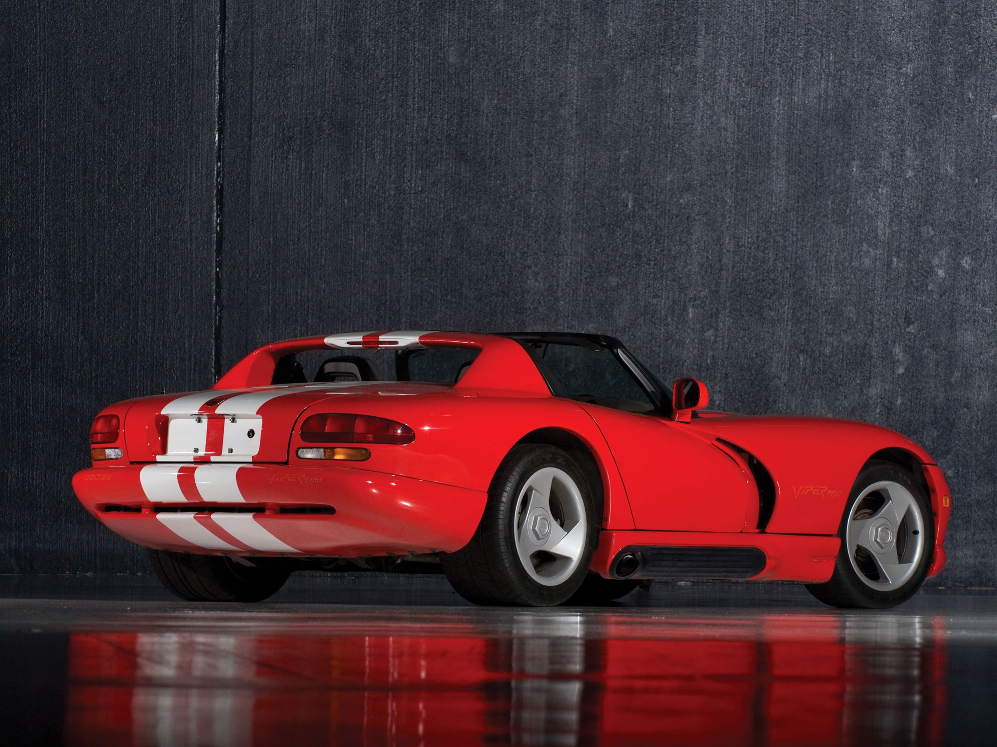 The First Dodge Viper Is A Brutal Bargain Dodge Viper Concept