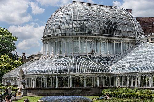 The Palm House, Belfast Botanic Gardens