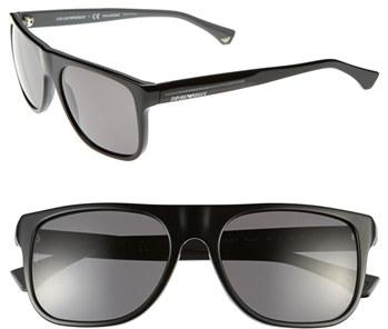 #Emporio Armani           #Eyewear                  #Emporio #Armani #56mm #Polarized #Sunglasses #Black #Polarized/ #Grey #NONE  Emporio Armani 56mm Polarized Sunglasses Black Polarized/ Grey NONE                                     http://www.seapai.com/product.aspx?PID=5323952