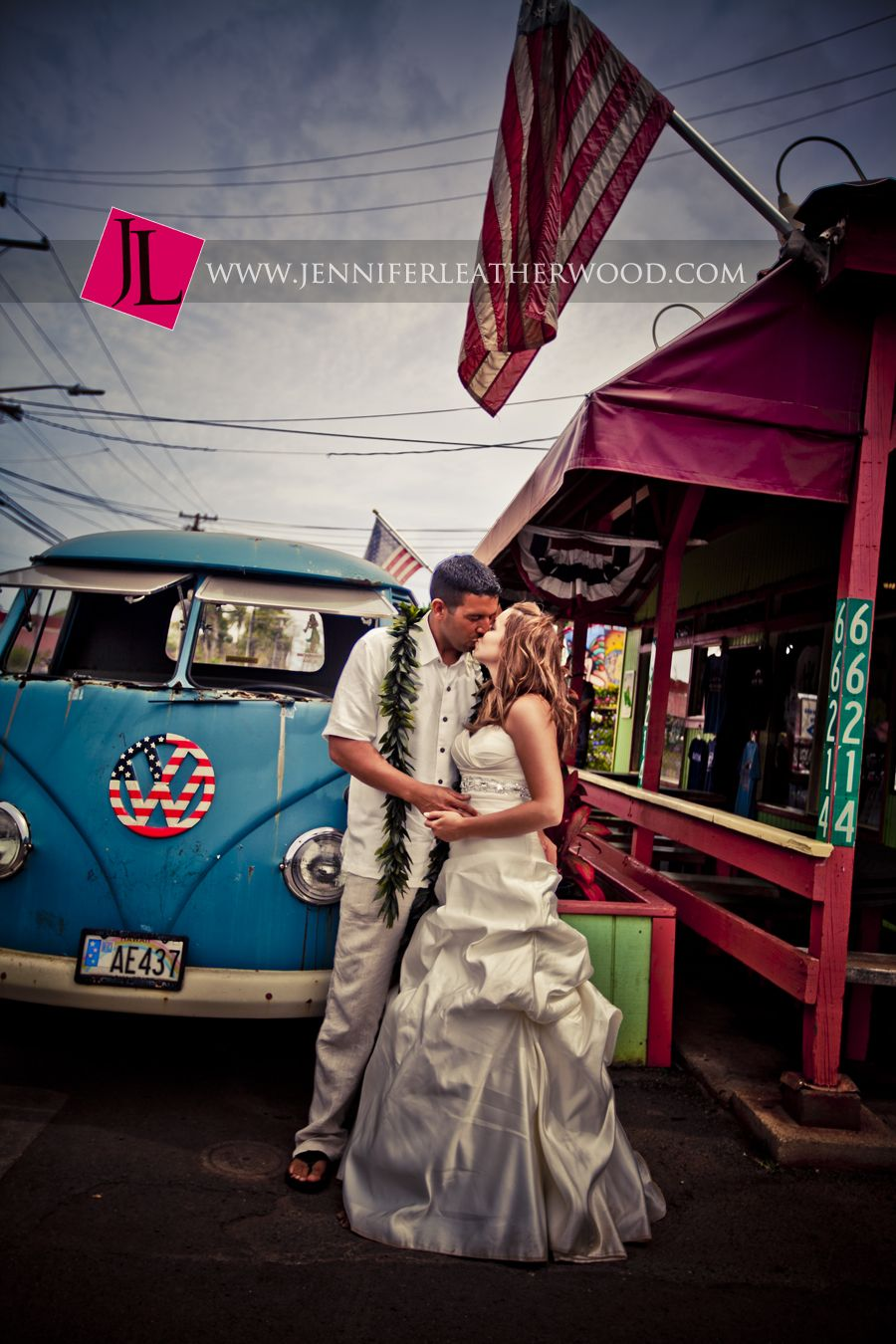 Bride groom trash the dress wedding photography