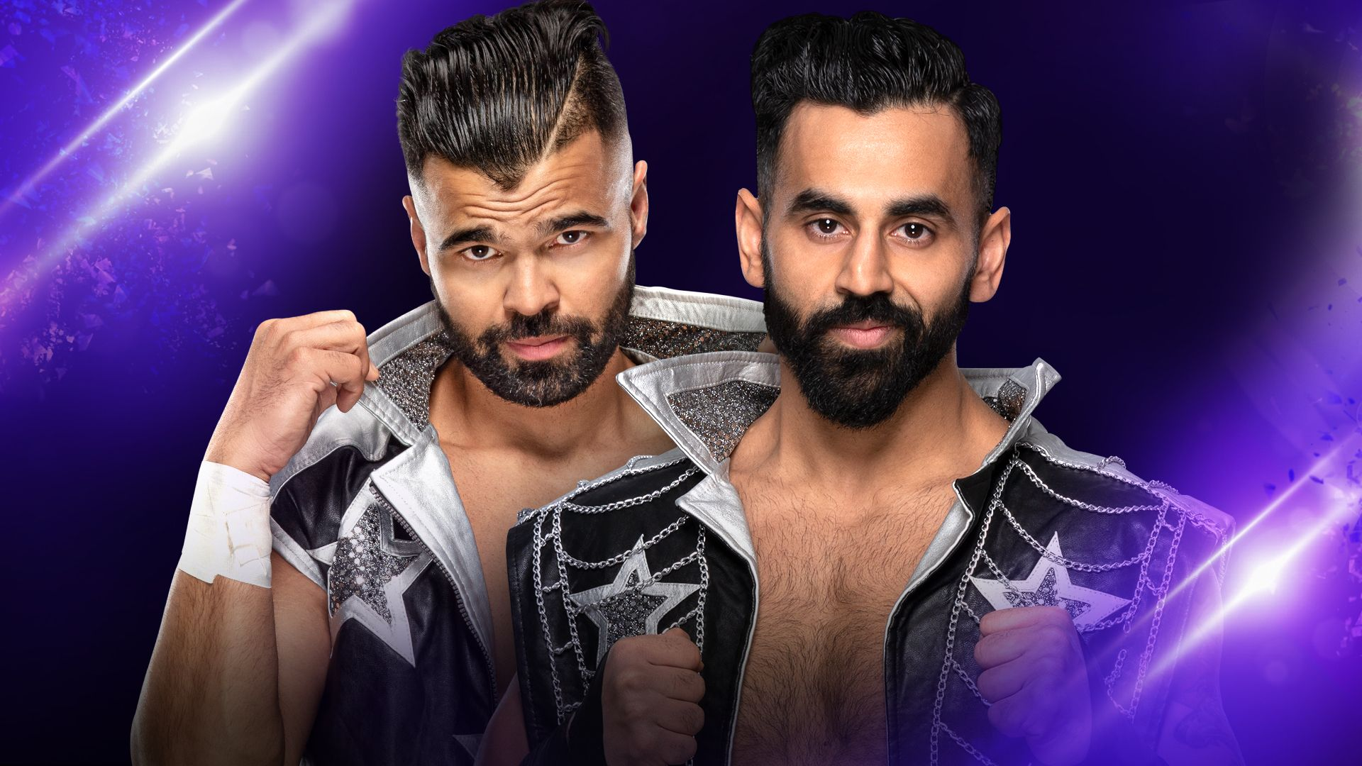 See The Matches That Made The Singh Brothers Tonight On Wwe Network In 2020 Wwe Wrestling News Wrestling Videos
