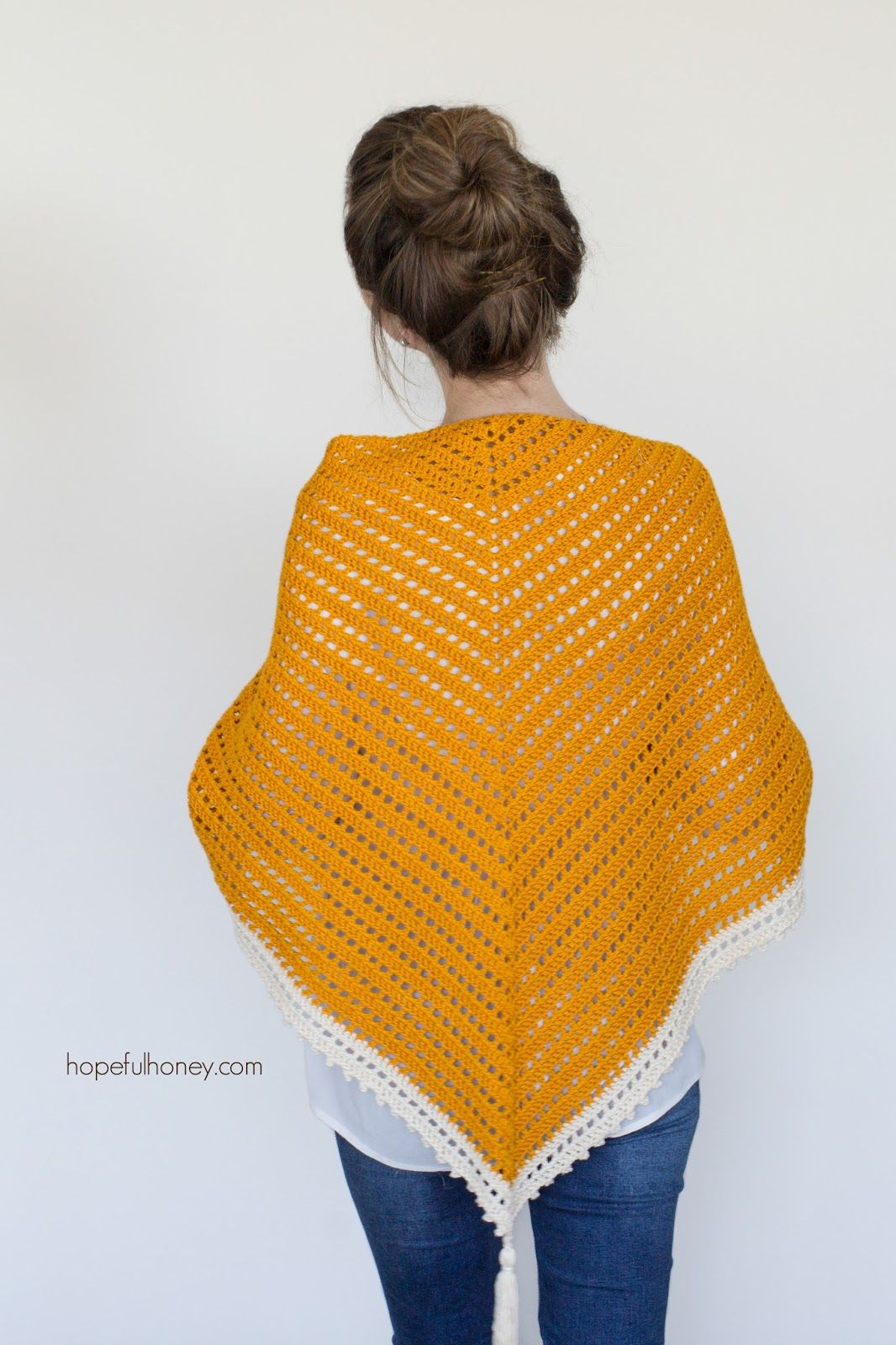 Honey bird triangle scarf free crochet pattern triangle scarf honey bird triangle scarf free crochet pattern bankloansurffo Image collections