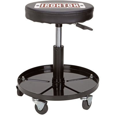 Ironton Pneumatic Shop Stool Model Pss 01 For The Boys