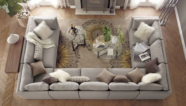 bassett beckham sectional - Google Search : basset sectional - Sectionals, Sofas & Couches