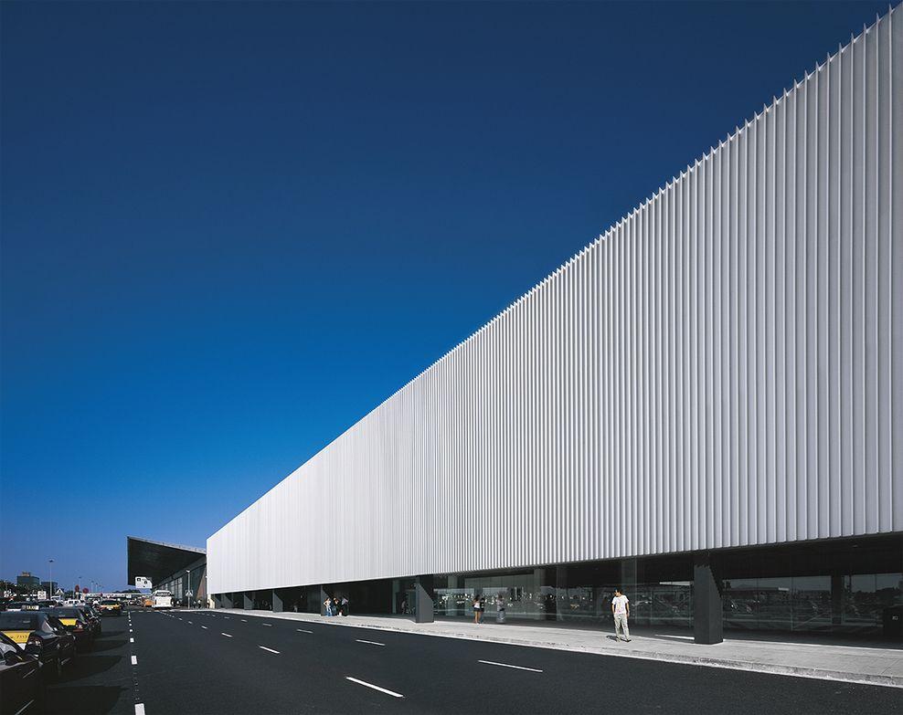 Edificio Intermodal del Aereopuerto de El Prat OAB – FERRATER & ASOCIADOS, RAMÓN SANABRIA, RAMÓN ARTIGUES