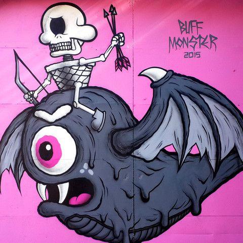Toronto 2015 | Buff Monster