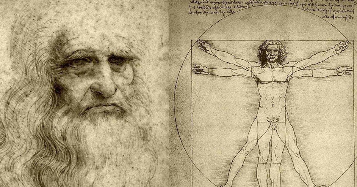 Leonardo Da Vinci Resume Descubre Cuál Es La Fuente Del Genio De Leonardo Da Vinci.bella .