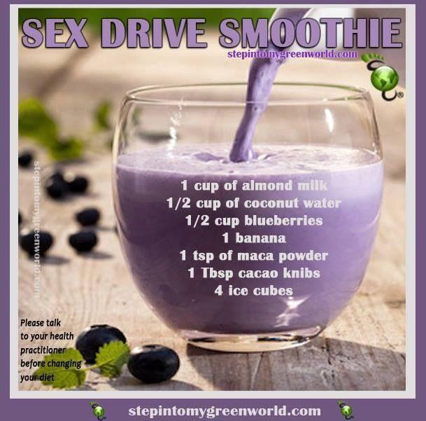 Smoothie sex