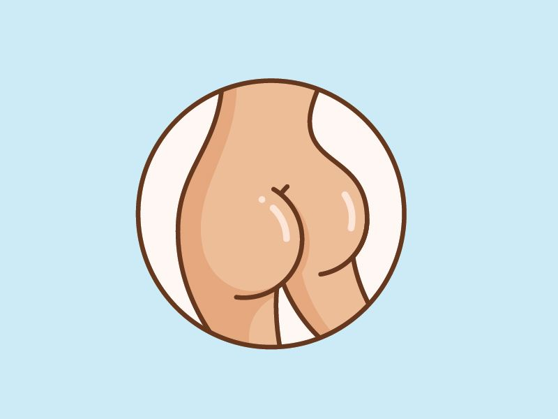 Latino Butt Illustration https://dribbble.com/shots/3072222-Latino-butt-illustration #digitalart #art #graphics #graphicdesign #design #illustration #flatdesign #vector #dribbble