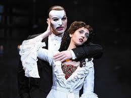 Fantasma de la Opera.