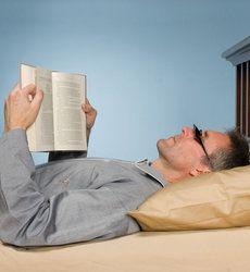 Angled Reading Glasses