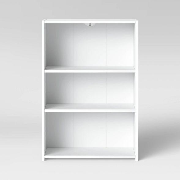 3 Shelf Bookcase White Room Essentials White Bookcase 3 Shelf Bookcase Room Essentials