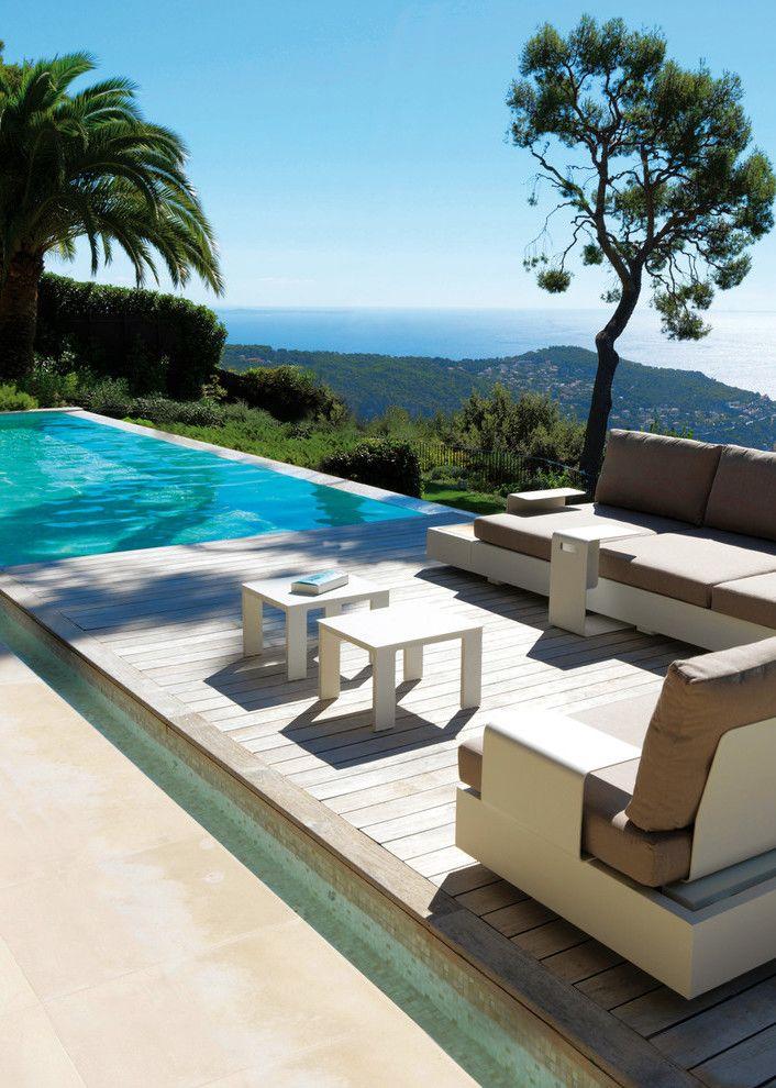 Wohnzimmergefühl im Garten Loungemöbel sorgen für Gemütlichkeit im